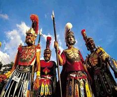 """Moriones Festival (aka """"Moriones Lenten Rites"""" to locals) 