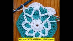 easy crochet granny square patterns