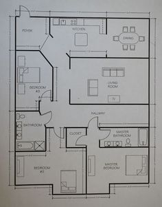 Everybody is a Genius: Apartment Remodel Project.  I totally Would have LOVED this project in 5th grade.