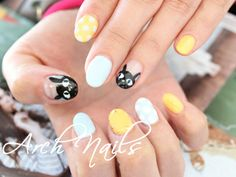 Cat nail : 名古屋 矢場町 大須 栄 ネイルサロン『Arch Nails アーチネイルズ』★ジェルネイル★