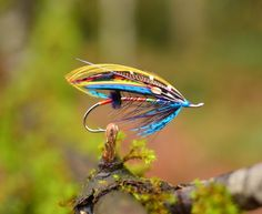 lure. lures. fly fishing. |  RP >  beautiful and hard to tie
