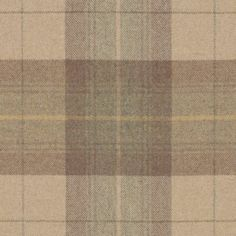 Ralph Lauren BARNFIELD PLAID FAWN Fabric