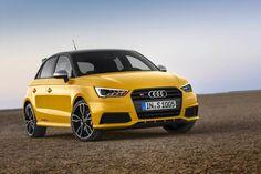 Dynamiek in compacte topvorm: Nieuwe Audi S1 en S1 Sportback 2014