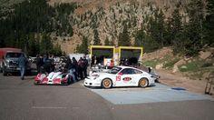 Pikes Peak en spectateur Team RD Limited
