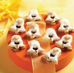 Medové zvončeky | Recepty.sk Biscotti Cookies, Czech Recipes, Desert Recipes, Sweets, Sugar, Baking, Cake, Christmas, Food