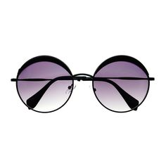 Sleek Trendy Fashion Style Metal Circle Round Sunglasses Shades R2990 – FREYRS - Beautifully designed, cheap sunglasses for men & women