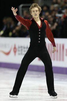 Tomáš Verner(Česko )  : World Figure Skating Championships 2013 in London(CANADA)