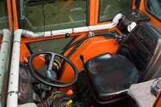 Having completed the second tractor cab for my 2003 Kubota the first being a miserable failure, I thought I would touch on some. Welding Shop, Welding Art, Mechanical Projects, Tractor Cabs, Tractor Accessories, Small Tractors, Kubota Tractors, Tractor Implements, Tractor Attachments
