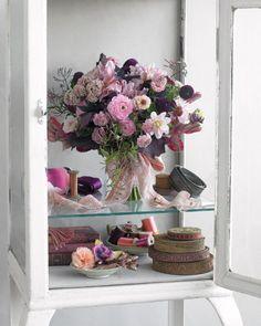 Bundled Wedding Bouquet