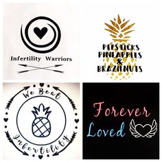 Infertility Warriors Clothing Line. One out of every 8 couples struggle with infertility. Stop by our store to help support future mommy's & daddy's! InfertilityWarrior.etsy.com    infertility IVF IUI endometriosis pcos dor ectopic pregnancy unexplained cancer bfp bfn mfi officially pupo two week wait tww miscarriage