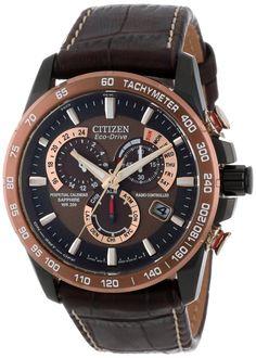 Citizen Mens Clock Synchronization Watch