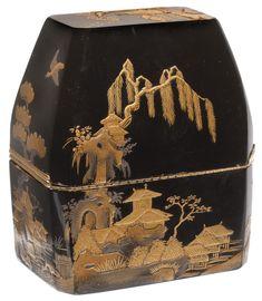 Les Arts Décoratifs - Site officiel - Diaporama - Nécessaire à parfums, anonyme, Paris, vers 1755-56