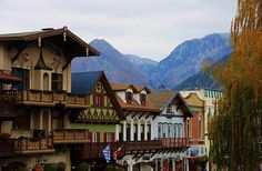 Leavenworth - we go here because we can't afford Europe for the whole fam ; Places To See, Places Ive Been, Leavenworth Washington, Evergreen State, Across The Universe, Travel Memories, Pacific Northwest, Dream Vacations, Nature Photography
