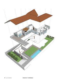 Casa en Khandala / Opolis architects © Ariel Huber