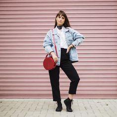 jaqueta jeans #tudoorna