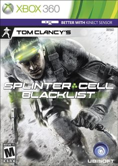 Tom Clancy's Splinter Cell: Blacklist  (Xbox 360, 2013) on ebay