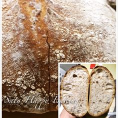 Tartine Country Bread with 75% hydration #sourdough #tartine #wholewheatbread