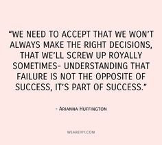 12 Inspirational Business Quotes from Successful Women - Inspirational Quotes Arianna Huffington