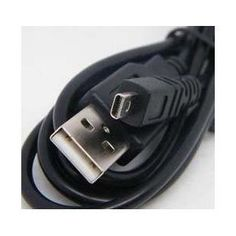USB DATA CABLE LEAD FOR Digital Camera Fuji FinePix S2800 HD PHOTO TO PC//MAC