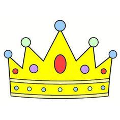 Coloriages sur le thème de l'Épiphanie : couronne, rois mages et galette des rois.