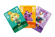 NEW ANIMAL CROSSING IS THE FIRST AMIIBO GAME TO USE CARDS  219 Design homes for the quirky villagers in this 3DS game.   BY JOSE OTERONintendo announced a new Animal Crossing game is coming to 3DS this Fall, and it will be the first game to support card-based amiibo.  cards Animal Crossing: Happy Home Designer focuses on decorating and designing homes. Animal villagers will request a specific home designed around their tastes. Scanning an Animal Crossing amiibo card will allow you to create…