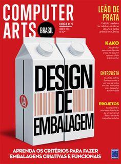 Computer Arts edição 72 - Editora Europa: Revistas e Livros de Primeira Classe
