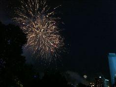 KL New Year Fireworks