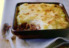 Duck Confit and Caramelized Onion Shepherd's Pie Recipe