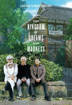 The Kingdom of Dreams and Madness (2014)