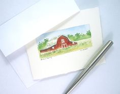 Original watercolor art cards, inspired by nature, can be found at 6catsart on etsy. You will love my individually hand-painted watercolor art cards. Great for gift giving.