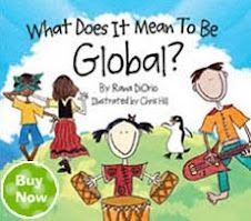 """""""The Global Homeschooler"""" <--My homeschool post for the Little Pickle Press blog in 2011 in honor of their """"What Does It Mean To Be Global?"""" book."""