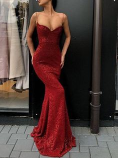 Prom Dress For Teens, collectionsall?best=Spaghetti Straps Sexy Red Sequin Prom Dress Mermaid , cheap prom dresses, beautiful dresses for prom. Best prom gowns online to make you the spotlight for special occasions. Sequin Prom Dresses, Cheap Prom Dresses, Ball Dresses, Strapless Dress Formal, Sexy Dresses, Dress Prom, Party Dress, Long Dresses, Red Formal Dresses