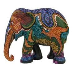 Elephant Parade - Aboriginal