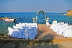 Alexandra Hotel, Zante - Wedding Ceremony