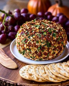 This Jalapeño Bacon Ranch Cheese Ball is the perfect appetizer for your Thanksgiving holiday. It's delicious, only requires a handful of ingredients AND you can make it ahead of time! Bacon Corn Chowder, Chicken Corn Chowder, Thanksgiving Appetizers, Thanksgiving Holiday, Thanksgiving Recipes, Gluten Free Puff Pastry, Wedding Soup, Stuffed Jalapenos With Bacon, Cheese Ball