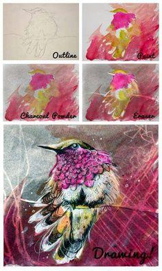 Bird tutorial