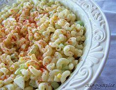 Macaroni Crackaroni Salad