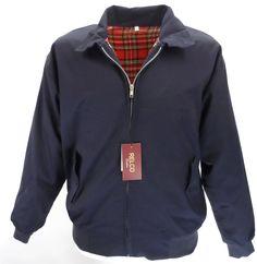 Harrington Jacket Retro/Mod/ScooterXS-3XL: Amazon.co.uk: Clothing