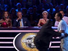 WATCH: View Ryan Lochte Protesters' Shocking DWTS Stage Rush from All Angles http://www.people.com/article/ryan-lochte-protester-unaired-dwts-footage