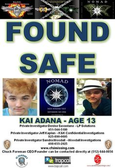 9/18/2013: FOUND SAFE! (verified via Missing Persons of America)  TY Jackie