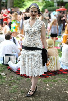 Govenors Island Jazz Age Lawn Party, New York 2011
