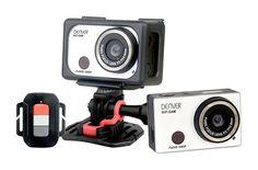DENVER FULL HD ACTIONCAM 8MP - køb på nettet og få leveret til døren