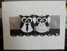 owl punch wedding cards - Google Search