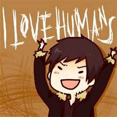 durarara chibi - Izaya - this would make a great shirt.