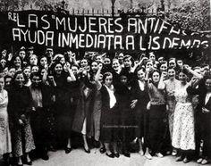 Mujerícolas: La Pérdida de Derechos de las Mujeres: Franquismo contra República