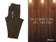 Marque por onde passar! Venha conferir nossos jeans masculinos! #FargazJeans #Inverno2015