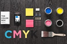 The Color Box - CMYK