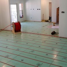 Warmboard-R is a radiant panel designed specifically for retrofit applications | Warmboard, Inc.