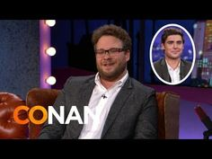 Click here to watch Seth Rogen gush about Zac Efron's shirtless body!