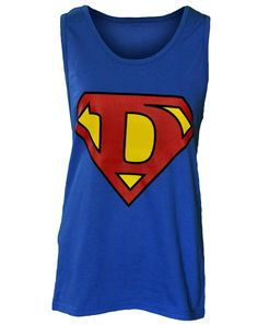 Would love to make this into an ADPi shirt, by changing it to a PI.  It's perfect b/c the Superman shape is a DIAMOND!